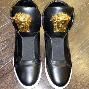 Men's Versace Sneakers Black Medusa